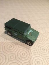 Vintage M Force G-0033 4x4 Army Truck. Made in China