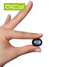 Mini Casque Bluetooth Sans Fil Oreillette Invisible Blanc QCY Q26