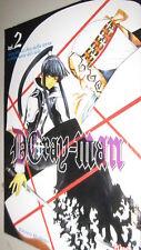 D Gray Man n. 2 di Katsura Hoshino - D.Gray DGray Man - 3a Rist. Planet Manga