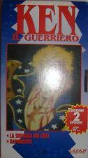 VHS - HOBBY & WORK/ KEN IL GUERRIERO - VOLUME 5 - EPISODI 2