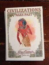 2013 Civilizations Ages Past Egyptians CAP-EG