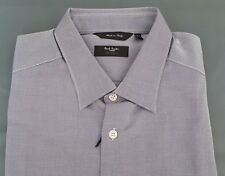 Paul Smith Shirt Size 16.5 Extra Large Blue Stripes The Bryard
