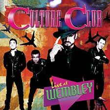 Culture Club Live at Wembley World Tour 2016 CD & DVD All Regions NTSC NEW