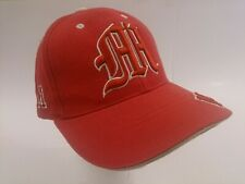 Minnesota Twins Golden Gophers Sports Hat Cap Red M Logo Adult Mens Adjustable