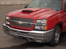 "NEW 03-05 Chevy Silverado 1500 Steel 2"" Ram Style Cowl Induction Hood w/ Scoop"