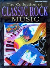 COLLECTION OF CLASSIC ROCK MUSIC - 312 PAGE SONGBOOK - PIANO / VOCAL / CHORDS