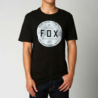 FOX RACING CAMBER SHORT SLEEVE PREMIUM TEE BLACK MX LOGO T-SHIRT ALL SIZES SALE!