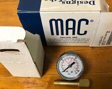 MAC N-82016-01 Pressure Gauge Kit