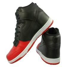 NIKE Dunk High Premium Hi Retro black-red Force Vandal Kobe Neu Gr:45 Sneaker