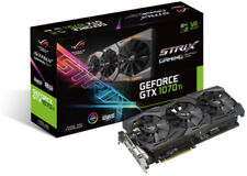 Schede video e grafiche ASUS modello NVIDIA GeForce GTX 1070 CUDA per prodotti informatici