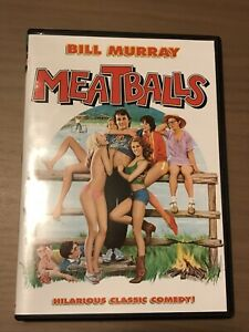 MEATBALLS (1979)  *REGION 1 DISC*  BILL MURRAY RARE TITLE