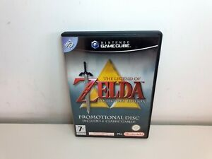 The Legend Of Zelda Collectors Edition Nintendo GameCube Game With Manual PAL