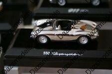 Minichamps Porsche 550 Spyder Chrome Dealer Box WAP02060015