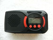 Kaito Voyager DX Model KA360 Self-Powered AM/FM/NOAA Weather Radio