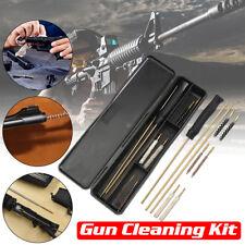 Barrel Cleaning Kits Air Rifle Pistol Gun Airgun Rimfire 177 22 Brushes & Rods