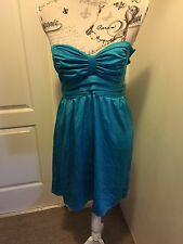 Cooper St Size 8 Strapless Dress