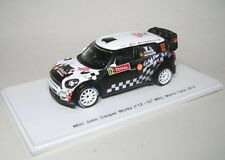 Mini John Cooper Works WRC No. 12 Rally Monte Carlo 2012