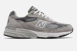 New Balance Men's Made in US 993 Grey with white Free Shipping