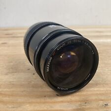 Minolta Maxxum AF Zoom 28-85mm 1:3.5 (22) - 4.5 Lens Great Condition