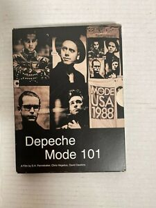 Depeche Mode 101 DVD 2003 2-Disc Set