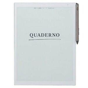 Fujitsu 13.3 Type Electronic Paper (A4 Size) FUJITSU QUADERNO FMV-DPP03 japan