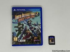 Earth Defense Force 2 - Invaders From Planet Space - Playstation Vita