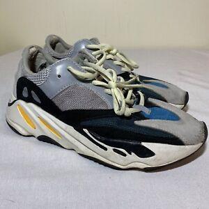 Adidas Yeezy Boost 700 Wave Runner Mens 9.5 White Gray