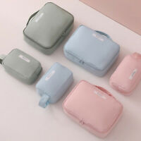 Women's Fashion Make Up Pouch Toiletries Bag Cosmetic Bags Storage Case