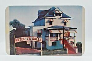 Postcard~Atlantic City New Jersey~La Salle Hotel~922 Pacific Ave~Unposted c1955