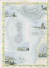 More details for 1850 antique map