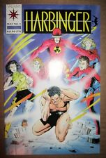 Harbinger 5 WITH COUPON Pre-Unity Valiant Solar Crossover 1992 Low Print Run