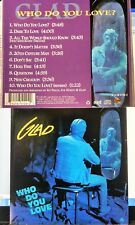 Glad - Who Do You Love? (CD, 1987, Light Records, US INDIE) RARE