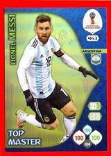 WC RUSSIA 2018 -Panini Adrenalyn- Card Top Master 463 - MESSI - ARGENTINA