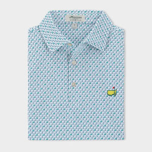 "**SOLD OUT** 🔥 Masters 2021 by Peter Millar ""LOGO"" Polo NWT - Medium 🔥"