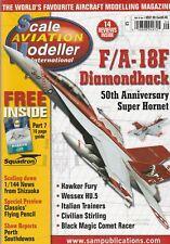 Scale Aviation - V13 I7 2007 -  F-18F Super Hornet - de Havilland Comet Racer