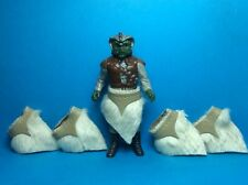VINTAGE STAR WARS KENNER ACCESSORY-5 X KLAATU REPRODUCTION SKIRTS..