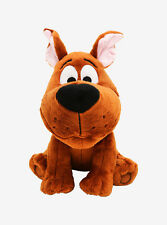 "10"" SCOOBY DOO plush Stuffed Great Dane Dog Toy Warner Brothers Where Are You??"