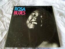 ROSA MARIA IN BLUES LP BRAZIL MINT MPB BOSSA ROBERTO MENESCAL INSERT SMOKE GETS