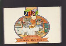 2002 Royal Australian Mint BABY PROOF Set Year Birthday Gift Koala Series