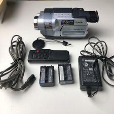 New ListingSony Dcr-Trv250 Digital8 Digital 8 Camera Camcorder Video Transfer Tested