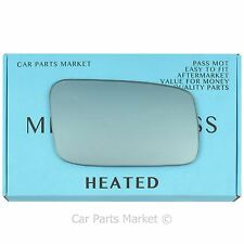 For Volvo s70 v70 1996-2000 Right Driver side Blue Electric wing mirror glass