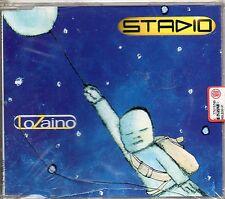 STADIO CD SINGLE 2 TRACCE VASCO ROSSI made in ITALY - SANREMO Lo zaino