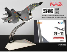 1/72 2015 Parade AVIC Fighter plane J11 China Aviation Industry Corporation