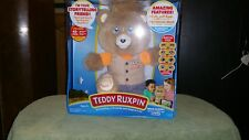 2017 Teddy Ruxpin Interactive Storytime and Magical Bear *Fast Shipping!*