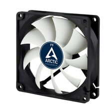 Arctic Cooling F9 92mm 90mm 3 Pin Case Fan, 1800 RPM, 43 CFM Airflow