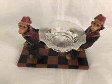Vintage Bellhop Monkey Dish
