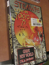 STRAWBS DVD Live In Tokyo '75 +RICK WAKEMAN TV DEBUT+ +Grave New World The Movie