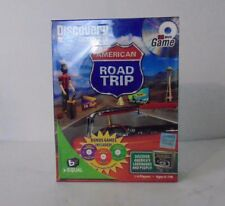 Discovery Channel American Road Trip DVD Game+Bonus NIB factory sealed