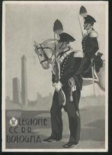 1930 - Legione Carabinieri Reali - Bologna. Dis. Ferrari.