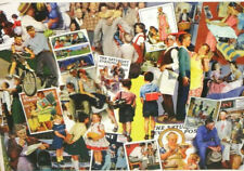 """SATURDAY EVENING POST  """"Families"""" by Norman Rockwell 1000 pcs puzzle / LN"""
